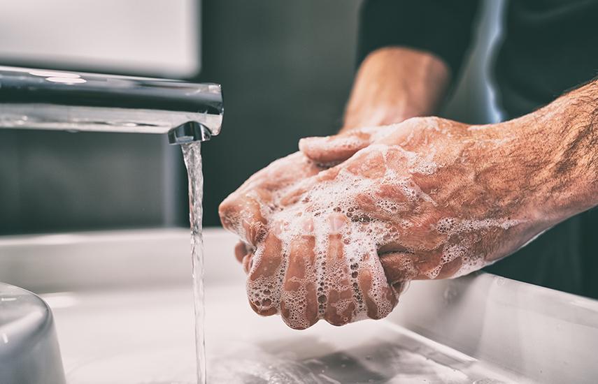 A Look at Hand Washing